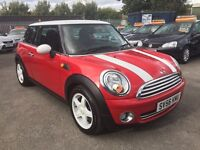 MINI HATCH 1.6 COOPER 6 SPEED 3 DOOR 2007 / 1 OWNER FROM NEW / 58K MILES / SERVICE HISTORY HPI CLEAR