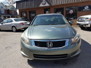 2008 Honda Accord EXL Sedan ONE OWNER Clean CarProof