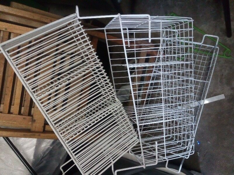 4 * Deep Freezer baskets for sale