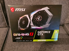 Brand new sealed MSI GTX 1660 Super-Twin Fozr edition