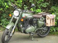 ROYAL ENFIELD PEGASUS 500, 1 AVAILABLE