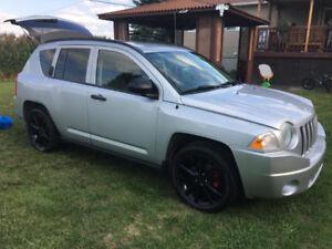Jeep Compass 2007 2.4L