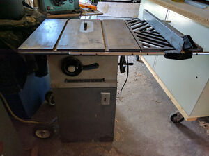8 Inch Table Saw