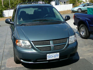 2007 Dodge Caravan in Mint Condition