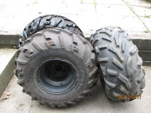 Goodyear Tracker P AT 25x11-10 tires