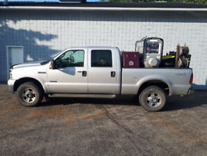 2005 Ford F-350 Lariat Welding Truck