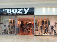 Hiring All Positions for Ladies Fashion Store Full/Part Time