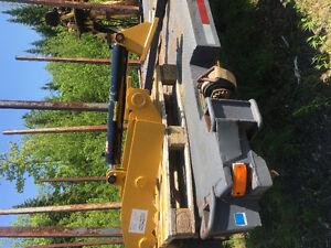 New Hydraulic Excavator Thumb
