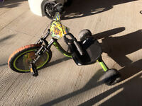 Hot Wheels Tricycle