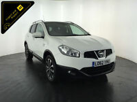 2013 NISSAN QASHQAI N-TEC + IS NISSAN SERVICE HISTORY FINANCE PX WELCOME
