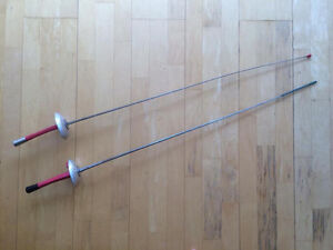 Fencing Foil Swords