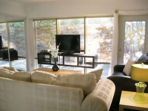 Gorgeous Executive Fully Furnished 1 Bdrm Suite - June 1st