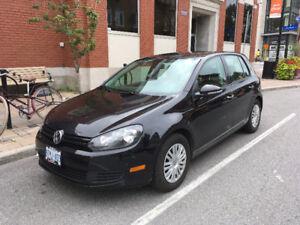 2012 Volkswagen Golf Trendline Sedan - $9500