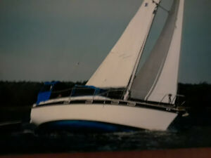 MORGAN 30 OUTISLAND SAILBOAT