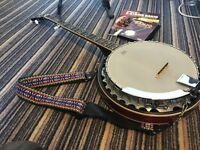 Fender Banjo set