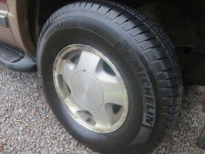 Michelin LTX M/S2 All Season Tires Set of 4, P245 75R16 109T M+S