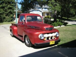 1950 MERCURY PICKUP TRUCK