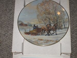 COLLECTIBLE PLATES - Misc London Ontario image 7
