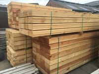 Wooden/ Timber Scaffold Style Boards • New • 225mm X 38mmx 3.6m / 225mm X 38mm X 4.2m - Joists/ Diy