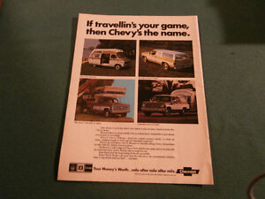 Original 1976 Chevrolet Ad