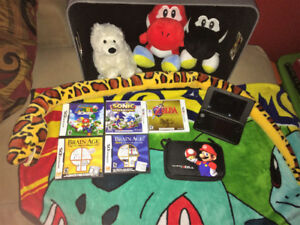 New Nintendo 3DS XL Bundle with 5 games and more!