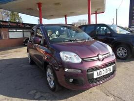 13 (13) FIAT PANDA 1.2 LOUNGE ONE OWNER FROM NEW, £30 ROAD TAX
