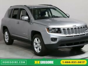 2015 Jeep Compass High Altitude MAGS CUIR CAMERA RECUL  TOIT OUV