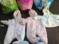 Big newborn bundle girls