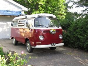 Westfalia Bay Window 1972