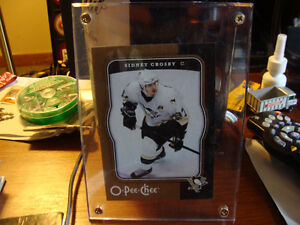 sidney crosby 2007 oversized opee chee card