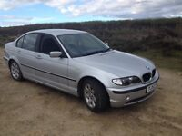 Remapped BMW 320D-possibly swop for road legal quad