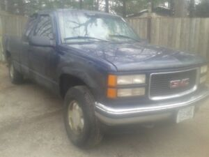1998 GMC Sierra 1500 extended cab Other