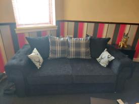 Brand new sofa's