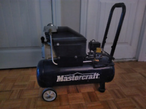Mastercraft 8 Gallon Air Compressor 2HP