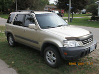 1999 Honda CR-V, All Wheel Drive, Many new parts! $2500 o.b.o
