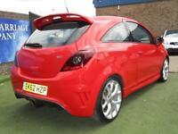 2012 Vauxhall Corsa 1.6 i Turbo 16v VXR 3dr