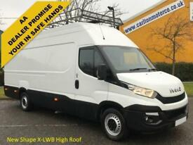 2015/ 15 Iveco Daily 35s13 H3 4100wb Ex High Roof [ New Shape ] van 2.3TD RWD