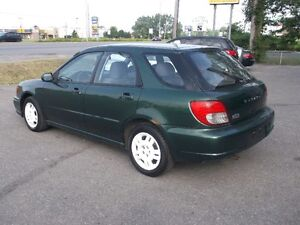 Subaru Impreza 2003 AWD Automatique, A/C fonctionnel