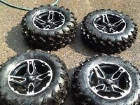 Swamp Lite tires and Rim Package