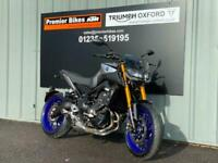 YAMAHA MT09 SP HYPER NAKED COMMUTER MOTORCYCLE