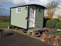 Shepherd's Hut £4,500