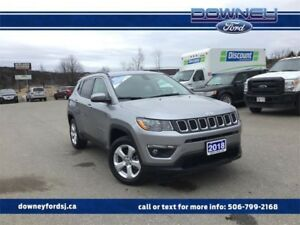 2018 Jeep Compass North4X4 LOW KMS BLUETOOTH LEATHER