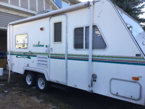 2001 Palomino 21' travel trailer