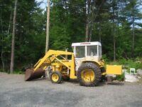 Tracteur Long 445