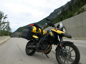 BMW F650 GS - Sun Yellow 2012 Special Edition London Ontario image 3