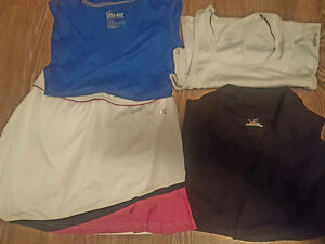 Brand name small Activewear lot