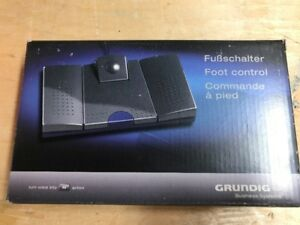 Brand New Grundig Business Systems 536 foot control switch