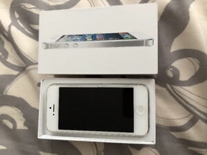 iPhone 5 for sale, 16GB