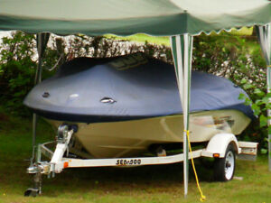 Sea Doo Bombardier Sportster 5 places