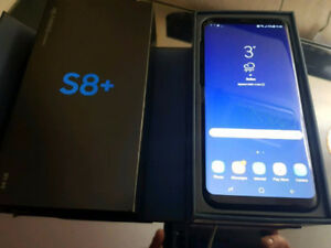 Samsung S8 Plus - Includes Case - $675 or best offer